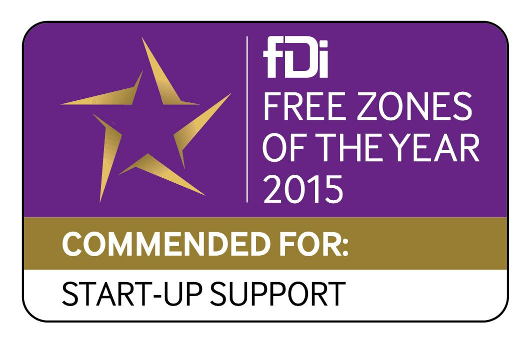 Logo fDI ganador por emprendimiento